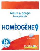 Boiron Homéogène 9 Comprimés à Agen
