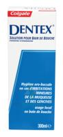 Dentex Solution Pour Bain Bouche Fl/300ml à Agen