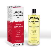 Foucaud Lotion Friction Revitalisante Corps Fl Verre/500ml à Agen