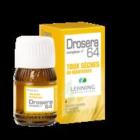 Lehning Drosera Complexe N°64 Solution Buvable En Gouttes Fl/30ml à Agen