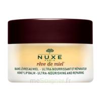 Nuxe Baume Lèvres Ultra-nourrissant Rêve De Miel®15g à Agen