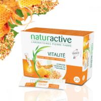 Naturactive Phytothérapie Fluides Solution Buvable Vitalité 2b/20 Sticks/10ml à Agen