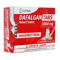 Dafalgantabs 1 G Cpr Pell Plq/8 à Agen