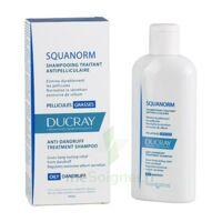 Ducray Squanorm Shampooing Pellicule Grasse 200ml à Agen
