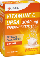 Vitamine C Upsa Effervescente 1000 Mg, Comprimé Effervescent à Agen