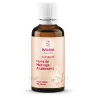 Weleda Huile De Massage Allaitement 50ml à Agen