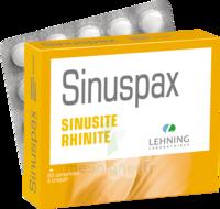 Lehning Sinuspax Comprimés à Croquer 3plq/20 à Agen