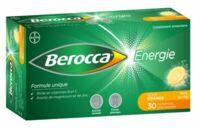 BEROCCA ENERGIE Comprimés effervescents orange B/30 à Agen
