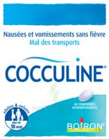 Boiron Cocculine Comprimés orodispersibles B/40 à Agen