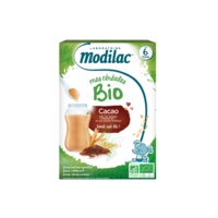 Modilac Céréales Farine Cacao Dès 6 Mois B/250g à Agen